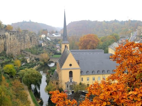 A day in Luxembourg City - city guide
