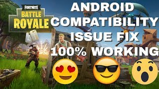 How to Play Fortnite Season 8 on Incompatible Android Devices Without Root