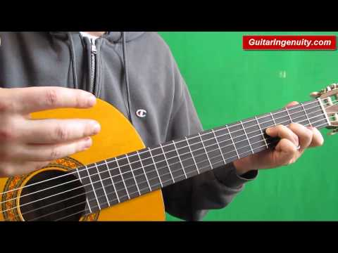 Video - How to play the Bm Chord Guitar Chord - B Minor Guitar Chord ...