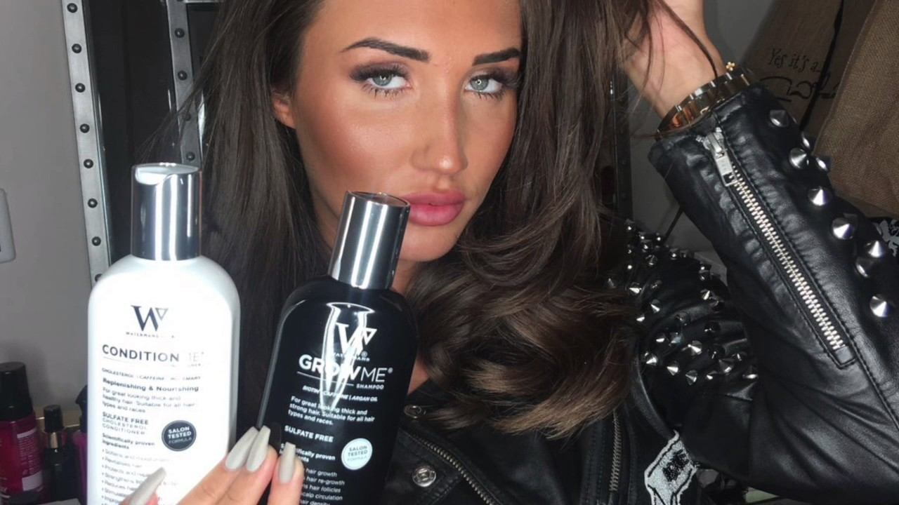 30753365ebf Best Hair Growth Products - UK Brand - The Hair Revolution - YouTube