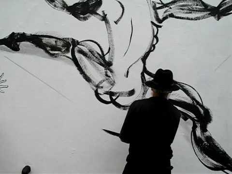 Painter Jatin Das, Chelsea Arts Club, London