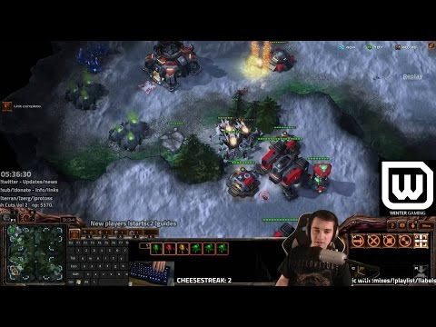 The Starcraft Cheese Hour Vol. 2 - TEN CHEESE CHALLENGE