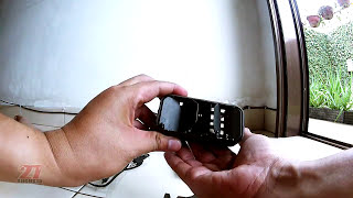 Toyota Soluna/Tercel/Corolla Air Conditioning Vent Repair & Removal