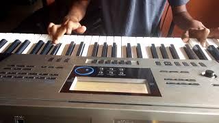 DESPACITO X FADED Piano Cover..
