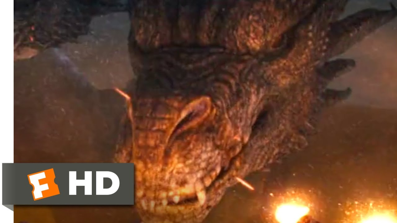 Godzilla: King of the Monsters (2019) - Ghidorah Resurrected Scene (2/10) | Movieclips