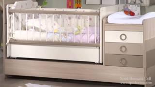 Bellona Portivo Kapiçino Bebek Karyolası Tanıtımı