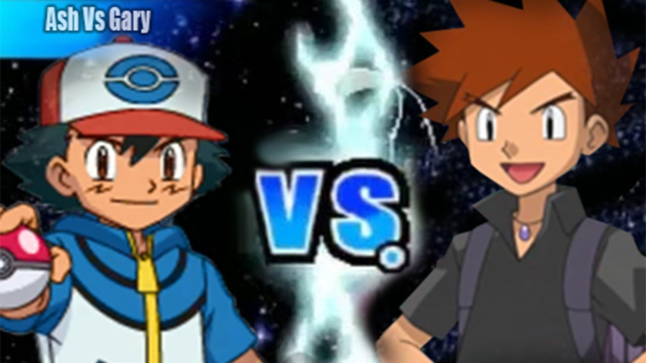 Gary And Ash Pokemon | www.pixshark.com - Images Galleries ...