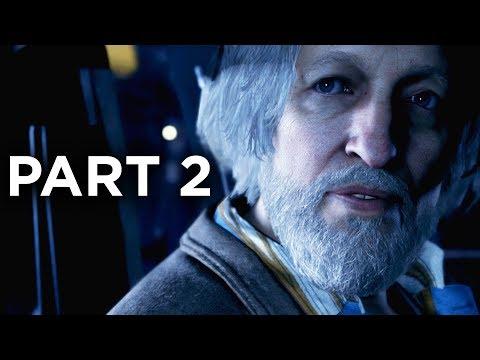 Detroit Become Human Gameplay Walkthrough Part 2 - PARTNERS (Full Game)