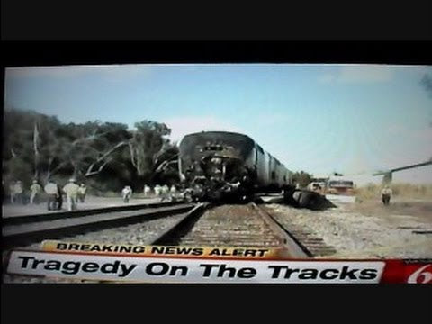 Thumbnail: Amtrak Train Silver Star Crashes Into Dump Truck