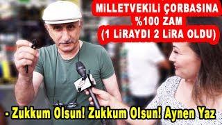 Milletvekilleri Yasta! Meclis Lokantasında Çorbaya %100 Zam! (1 Liraydı 2 Lira Oldu)