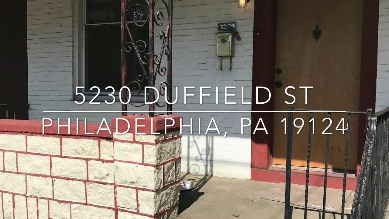 3 Bedroom House For Rent In Philadelphia