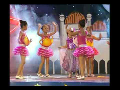 Nhac kich Aladin va Binh tra nho - Doi 3 (Thu Huong, Uy Vu)