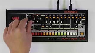 """""""Compose"""" Roland TR-08 #04"""