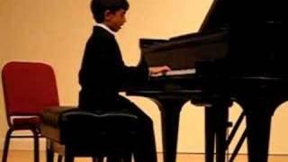 Ben Gottesman Piano - Menuet in C Major