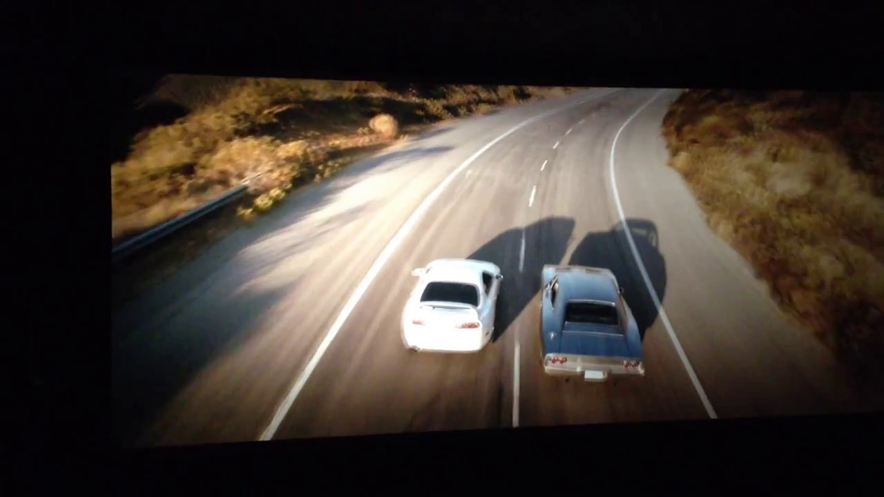 Fast and Furious 7 End...