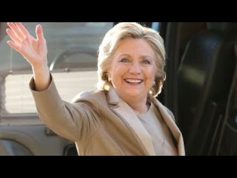 Hillary Clinton surrounded by scandals and investigations