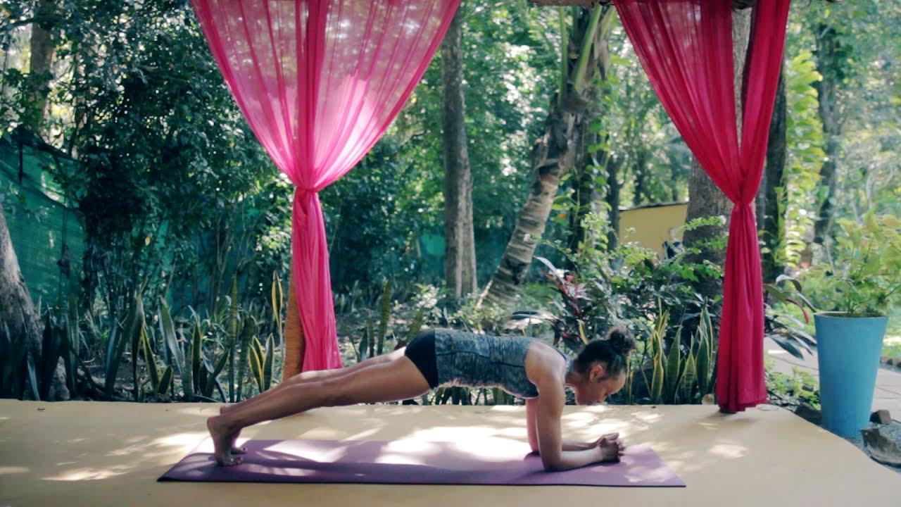 Strength for Yoga - Plank Holds with Laruga Glaser