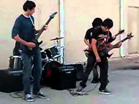 Mechanix (instrumental cover) - Metalshock