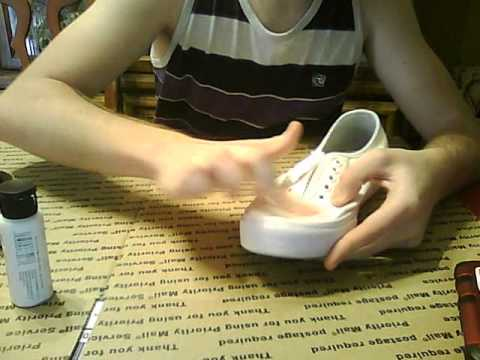 how to clean white keds shoes