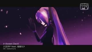 【Macne Nana】Sweet Devil【VOCALOIDカバー】