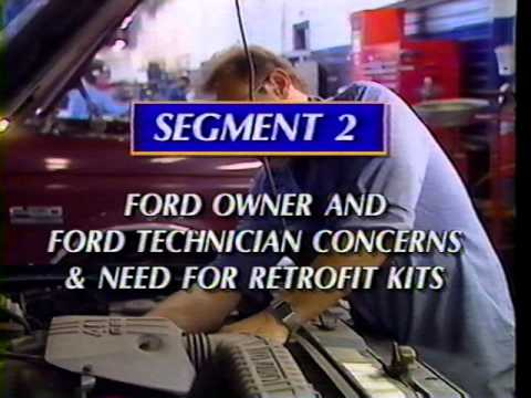 Ford R134A Changeover / Retrofit Guide - YouTube