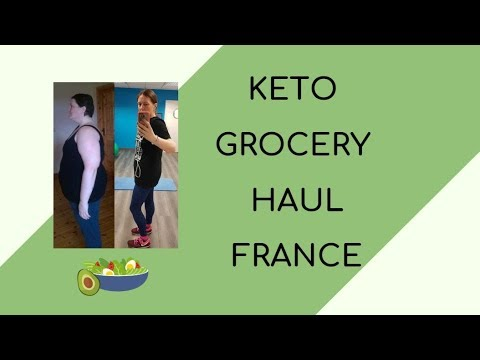 keto-grocery-haul-|-what-we-buy-on-keto-in-france