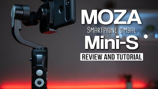 Moza Mini-S Gimbal Review | Is it worth it?