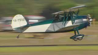 Fisher Celebrity Aircraft Crash