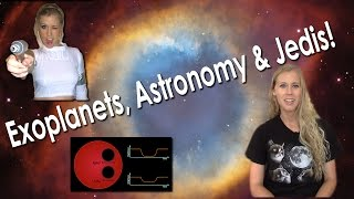 Young Astronomer Interview - How To Be An Astronomer | Exoplanets, Astronomy & Jedis! Lauren Biddle