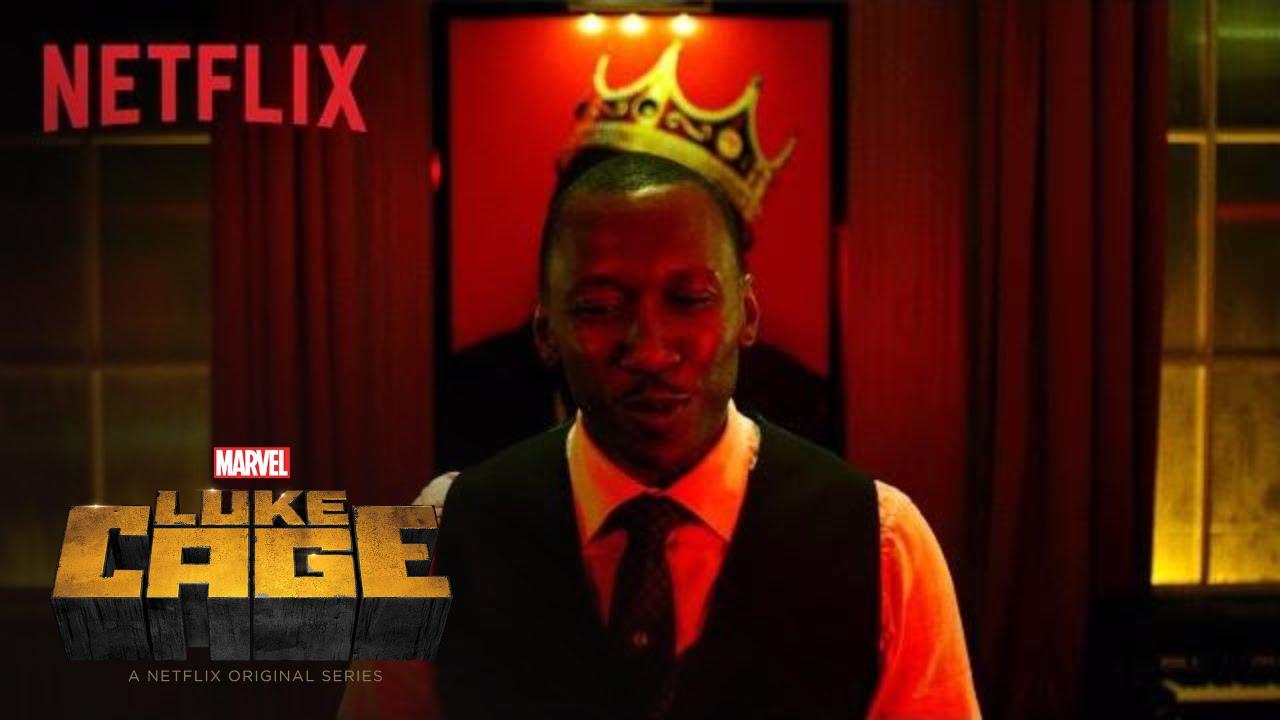 marvel s luke cage clip be king hd netflix