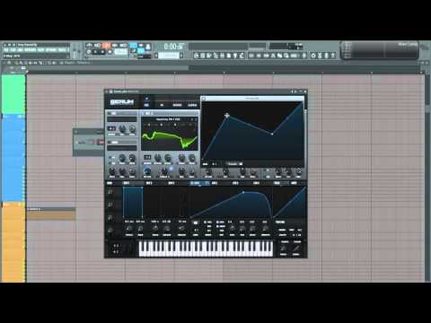 Dubstep Tutorial in FL Studio 12 | Drums and Sounds