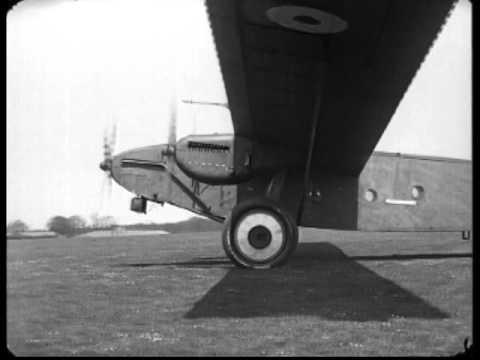 Advances in Aviation Design 1920s-1930s