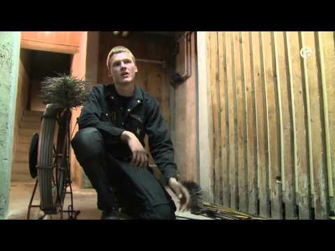 Yohann: ramoneur, un métier qui lui porte-bonheur