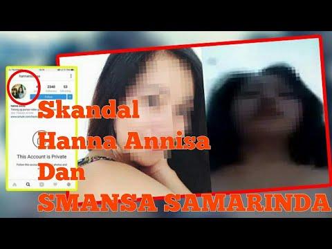 Video Skandal Hanna Anisa Dan SMA 1 SAMARINDA VIRAL