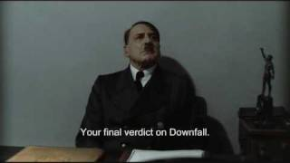 Hitler Reviews Downfall/Der Untergang