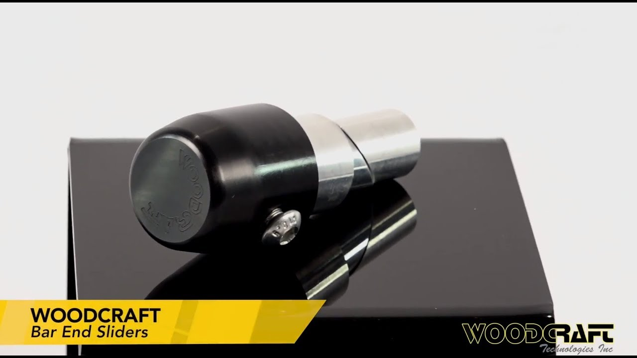 Woodcraft Bar End Slider Assembly with Lever Guard Mount