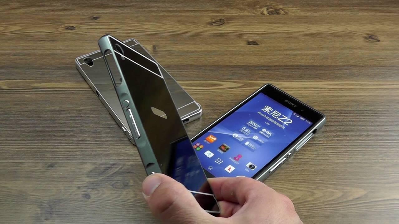 Sony Xperia Z1 Compact - флагманский компактный смартфон - YouTube