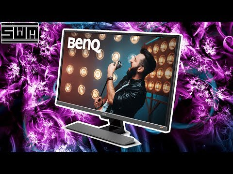 Let's Take A Look At A 4K HDR BenQ Monitor. Is It A Worthy Upgrade?