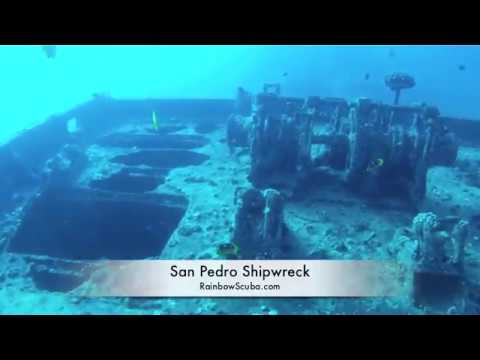 San Pedro Shipwreck - Honolulu, Hawaii
