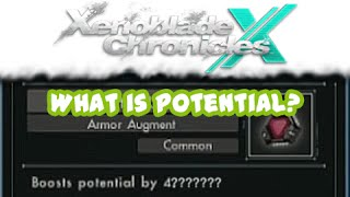 Xenoblade Chronicles X Guide - What is Potential?