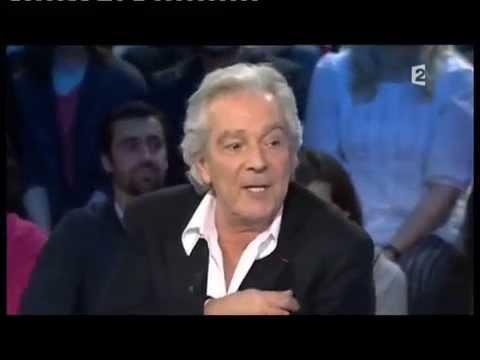 Pierre Arditi - On n'est pas couché 8 janvier 2011 #ONPC
