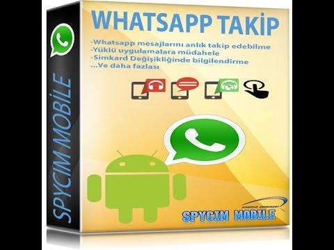 whatsapp izleme yukle