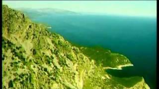 Evia Island in Greece