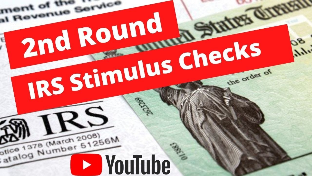 2nd stimulus check: How to track your money through IRS Get My ...