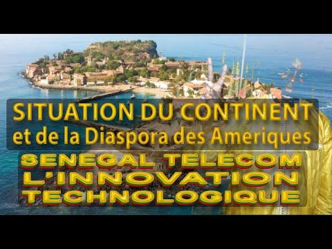 SENEGAL TELECOM - L'INNOVATION TECHNOLOGIQUE EN AFRIQUE