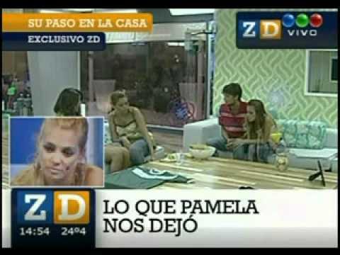 29-03 LOS DIAS DE PAMELA EN LA CASA DE GH 2011