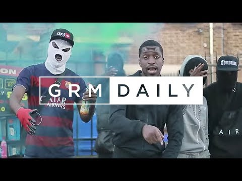 9Boyz (Tkay Madmax X Jinko X DG X Nova #Edmonton) - Target Practice [Music Video] | GRM Daily