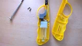Sidlo -jak funguje zapalovač ( k 2.dílu Builderovinek)