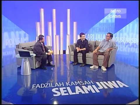 Fadzilah Kamsah : Ketagih Laman Web 1