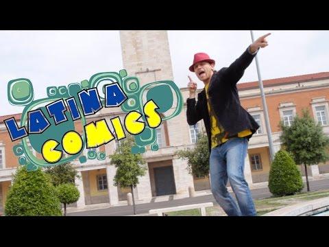 Latina Comics 2016 - Sigla Ufficiale
